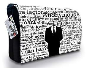 Sidorenko Messenger Bag, Laptoptasche, Notebooktasche mit Tragegurt für 13,3 Zoll / 14,2 Zoll / 15,6 Zoll