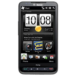51QW CqFogL. SL500 AA300  HTC HD2 Windows Phone for T Mobile   $100 Delivered