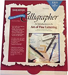 Sheaffer Calligraphy Set Calligraphy Pens