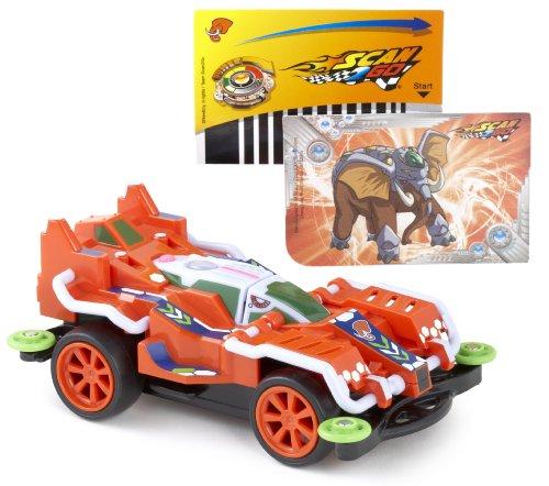 Mga Scan 2 Go Car Giamoth Vehicle Toys