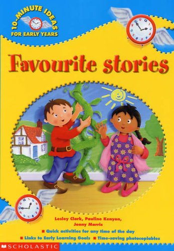 favourite-stories-10-minute-ideas-for-the-early-years
