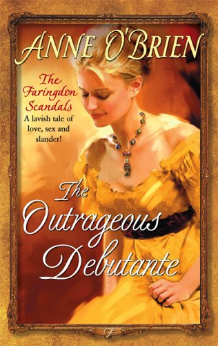 Image for The Outrageous Debutante (Historical)
