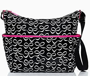 Kate Spade York Daycation Serena Baby Bag (Bow Print)