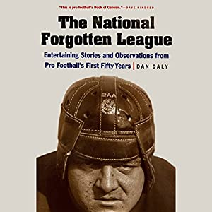 The National Forgotten League Audiobook