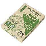 コピー用紙 日本色 ペーパーワイドプロ A4 500枚