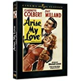 Arise, My Love [ Origine Espagnole, Sans Langue Francaise ]par Ray Milland
