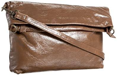Latico Women's Ashley Cross-Body, Mocha
