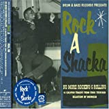 ROCK-A-SHACKA VOL.10��COOK CALYPSO SELECTION��BY DRUWEED
