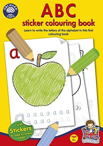 orchard-toys-abc-sticker-colouring-book-multi-colour