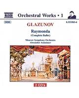 Glazunov: Raymonda (Complete Ballet)