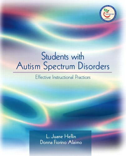 Students with Autism Spectrum Disorders : Effective...