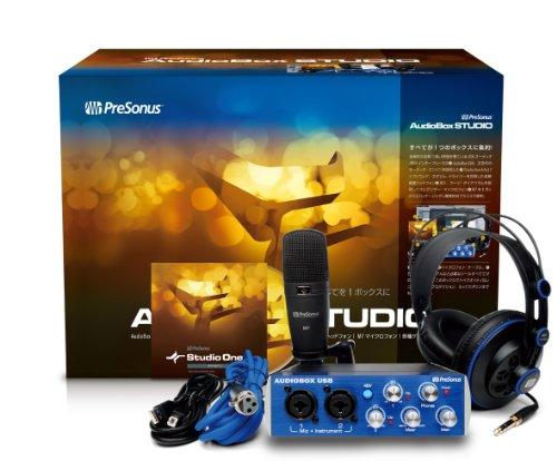 AudioBox Studio (新パッケージ)