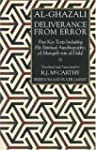 Deliverance from Error: An Annotated...