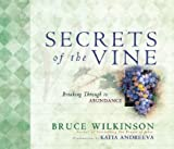 Secrets of the Vine Gift Edition (1576739155) by Bruce Wilkinson