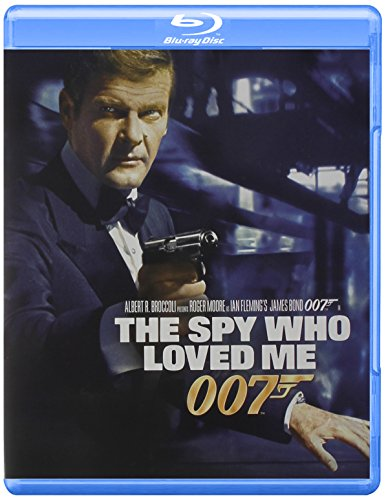 Spy Who Loved Me [Blu-ray] [Import]