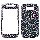 Hard Plastic Snap on Cover Fits Nokia E71, E71X Leopard Hot Pink AT&T (Please carefully check your device model to order the correct version.)