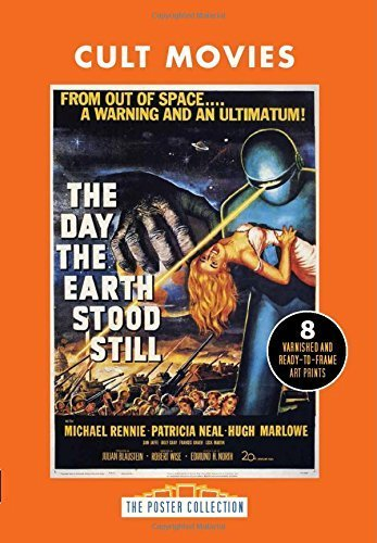 Poster Packs, Cult Movies by Carlton Books (2014-03-13) (Cult Movie Poster Pack compare prices)