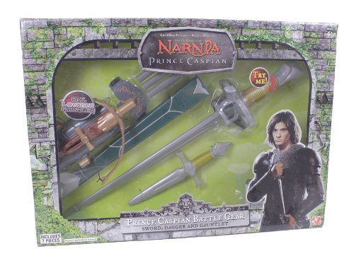 Prince Caspian Castle Prince Caspian Battle Gear by