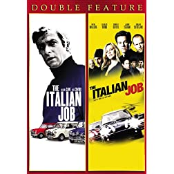 The Italian Job (1969) / The Italian Job (2003) Double Feature