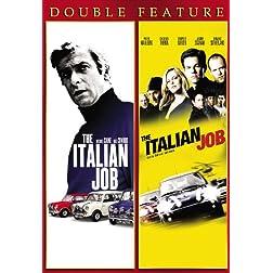 The Italian Job (1969) / The Italian Job (2003) Double Feature
