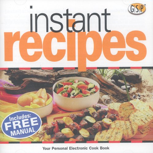 Instant Recipes : Your Own Electronic Cookbook