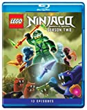 Lego Ninjago: Masters of Spinjitzu Season Two [Blu-ray]