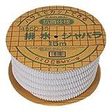 カクダイ 排水ジャバラホース 15m巻 4550-15