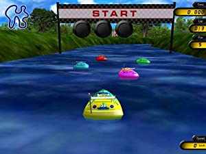RC Boat Challenge - PC