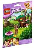 Lego Friends - 41023 - Le Faon & sa Clairière (Import Royaume-Uni)