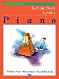 Alfred's Basic Piano Library - Technic Book 2: Learn How to Play with This Esteemed Piano Method