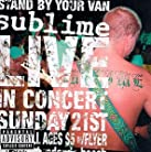 Sublime - Live: Stand by Your Van mp3 download