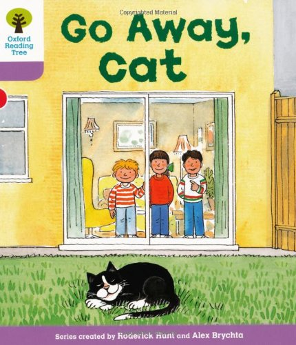 Go Away Cat. Roderick Hunt, Gill Howell