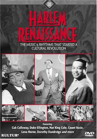 Cover art for  Harlem Renaissance / Fats Waller, Duke Ellington, Count Basie, Nat King Cole