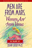 Men Are from Mars, Women Are from Venus: Secrets of Great Sex, Improving Communication, Lasting Intimacy and Fulfillment, Giving and Receiving Love, Secrets of Passion, Understanding Martian