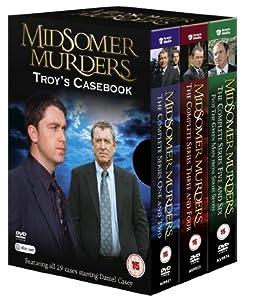 Midsomer Murders - Troy's Casebook [DVD]