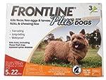 Merial Frontline Plus Flea and Tick C...