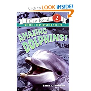 Amazing Dolphins! (I Can Read Book 2)