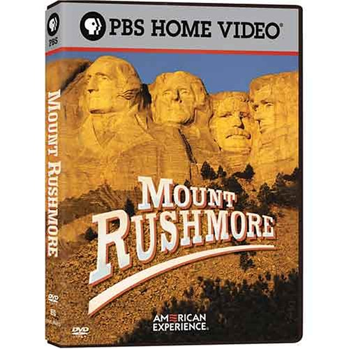 American Experience: Mount Rushmore [DVD] [Region 1] [US Import] [NTSC]
