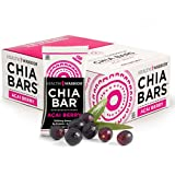 Health Warrior Chia Bars, Acai Berry, 15 Count