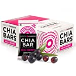 Health Warrior Chia Bars, Acai Berry,...