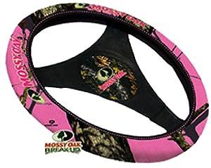 Amazon.com: Mossy Oak Neoprene Steering Wheel Cover (Mossy Oak Pink