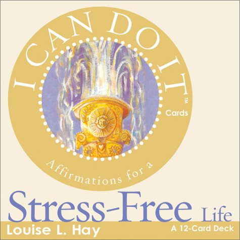 I Can Do It Cards, Stress Free (I Can Do It Cards compare prices)