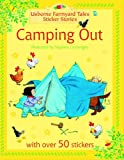 Heather Amery Camping Out (Farmyard Tales Sticker Storybooks)