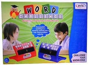 Avis Word Challenge