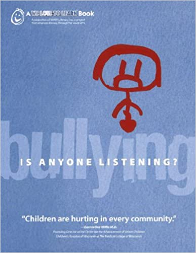 Book cover: bullying: is anyone listening?