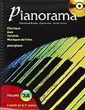 Pianorama vol 3a (+CD) - piano