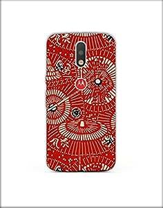 Moto g4 plus nkt03 (313) Mobile Case by oker
