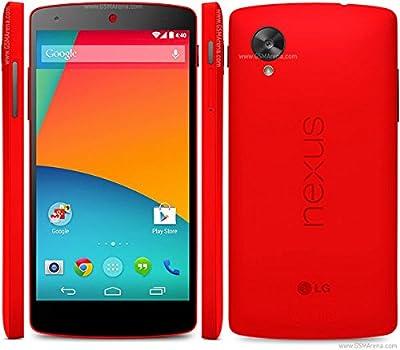 LG Nexus 5 16GB (Red)