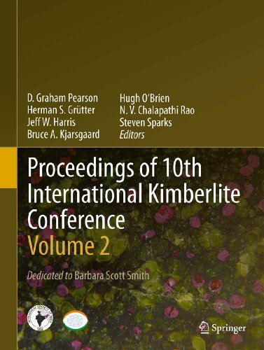 D Graham Pearson, Herman S Grütter, Hugh O'Brien, Jeff W Harris, N V Chalapathi Rao, Steven Sparks  Bruce A Kjarsgaard - Proceedings of 10th International Kimberlite Conference