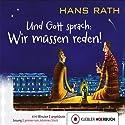 Und Gott Sprach: Wir müssen reden! (Jakob Jakobi 1) Audiobook by Hans Rath Narrated by Johannes Steck